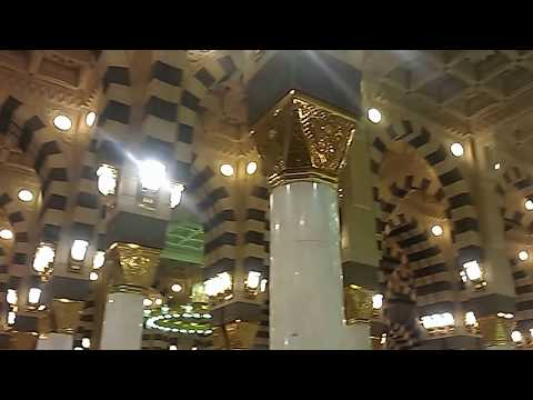 Ziarat to Masjid e Nabvi in Madina and Khana e Ka