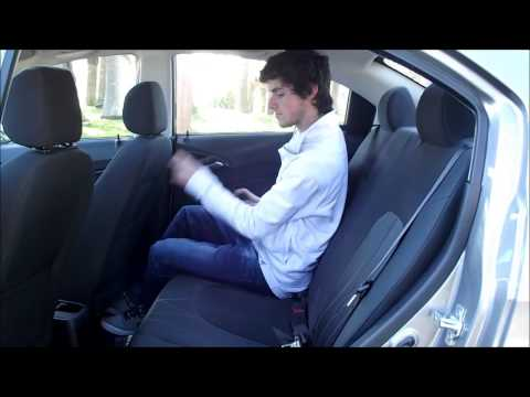 Prueba  Chevrolet Sail