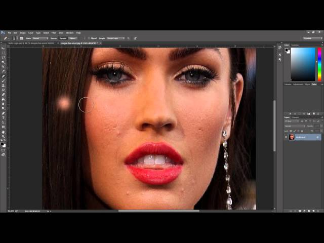 "*Blemish Removal* | ""This is Photoshop Ep. 1"""
