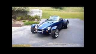 1998 Panoz Roadster
