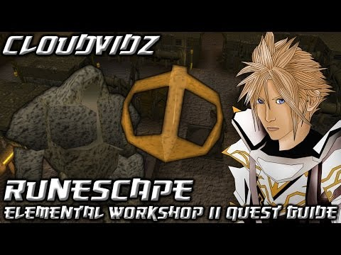 Runescape Elemental Workshop 2 Quest Guide HD