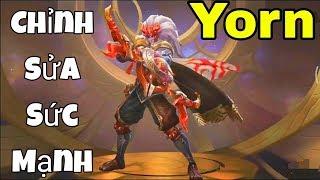 [Gcaothu] Quái vật trở lại khi được chỉnh sửa sức mạnh Yorn - Mẹo dùng chiêu cuối tăng tỉ lệ chúng