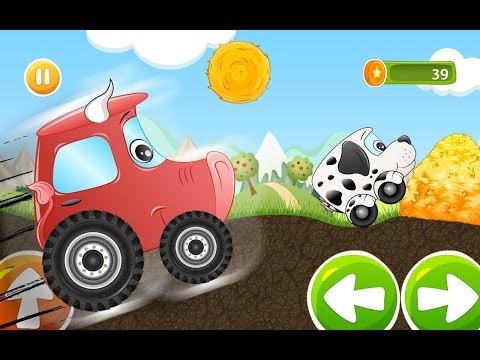 BBKids - Beepzz Racing Car level 6-7 - iOS/Android Games for Childrens