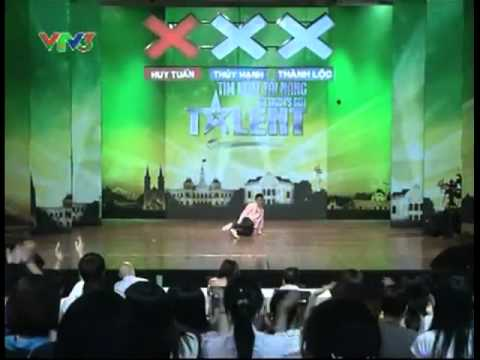 Vietnam Got Talent Thành Vinh video