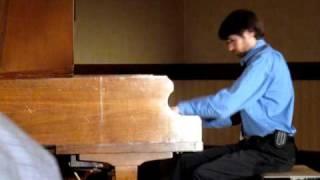 Scott Griffin - Piano - Amazing Grace