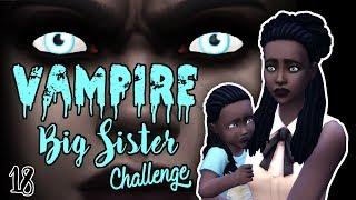VAMPIRE Big Sister Challenge | The Sims 4 | Ep. 18