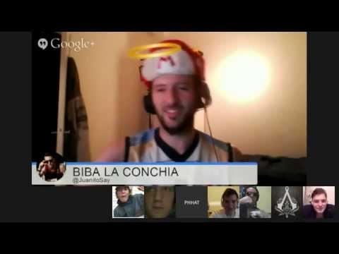 RADIO IBUEVANOL #1: Apertura con Juanito Say | LIVE YOUTUBERS ARGENTINA