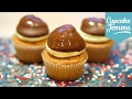 Boston Cream Pie Cupcakes AND Crème Pâtissière Recipe | Cupcake Jemma