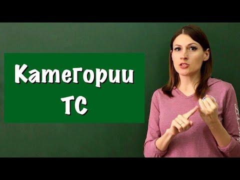 Видеокурс ПДД 2018. Транспортные средства и их категории(лекция №1.1)