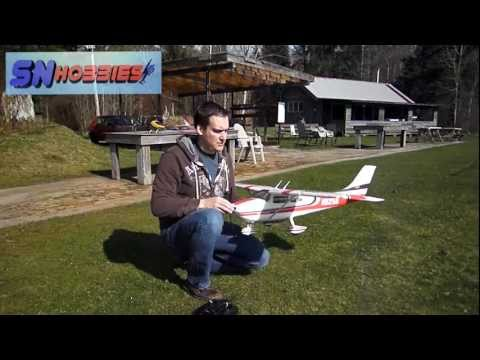 SN Hobbies - Cessna 182 Flight Video