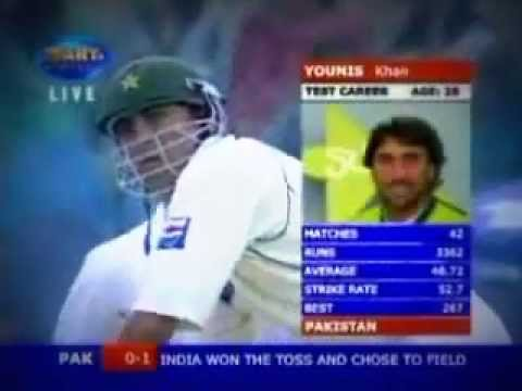 Irfan Pathan Hattrick Pakistan Vs India video