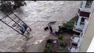 Bankura Satighat flood