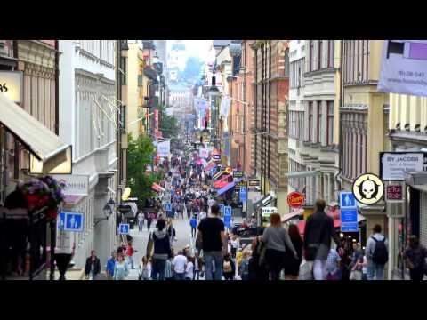 Stockholm Time Lapse