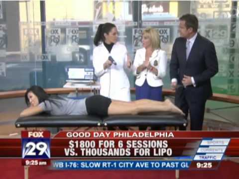 Shockwave AKA Acoustic Wave Therapy Cellulite Treatments Fox 29