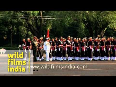 Proud moment for India: IMA passing out parade, Dehradun