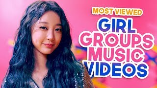 «TOP 40» MOST VIEWED GIRL GROUPS & FEMALE SOLOS MUSIC VIDEOS OF 2018 (DECEMBER)