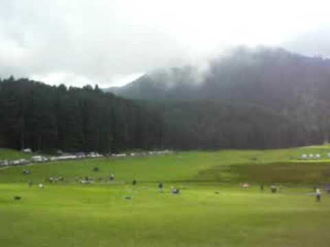beautiful view of khajjiar-Himachal Pradesh