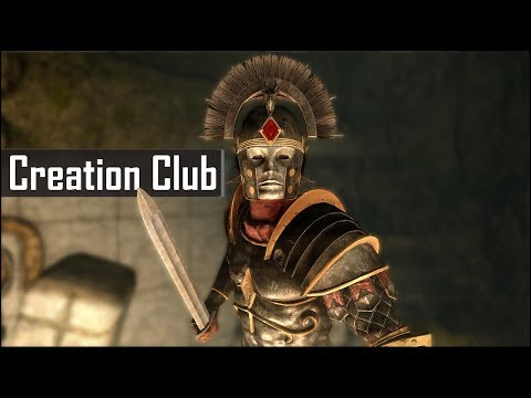 Skyrim's Creation Club Just Got Its Biggest Update Yet; And It's Not Terrible (New Skyrim Releases)