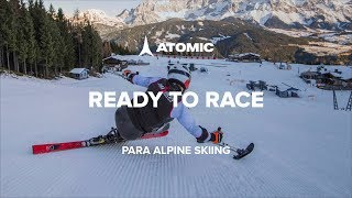 Ready to Race | Atomic supports Para Alpine Skiing