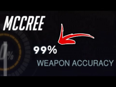 Overwatch - Highest Accuracy Players Montage