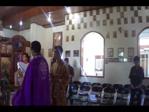 All Saints-Greek Orthodox Community In Bali (Easter 2015)
