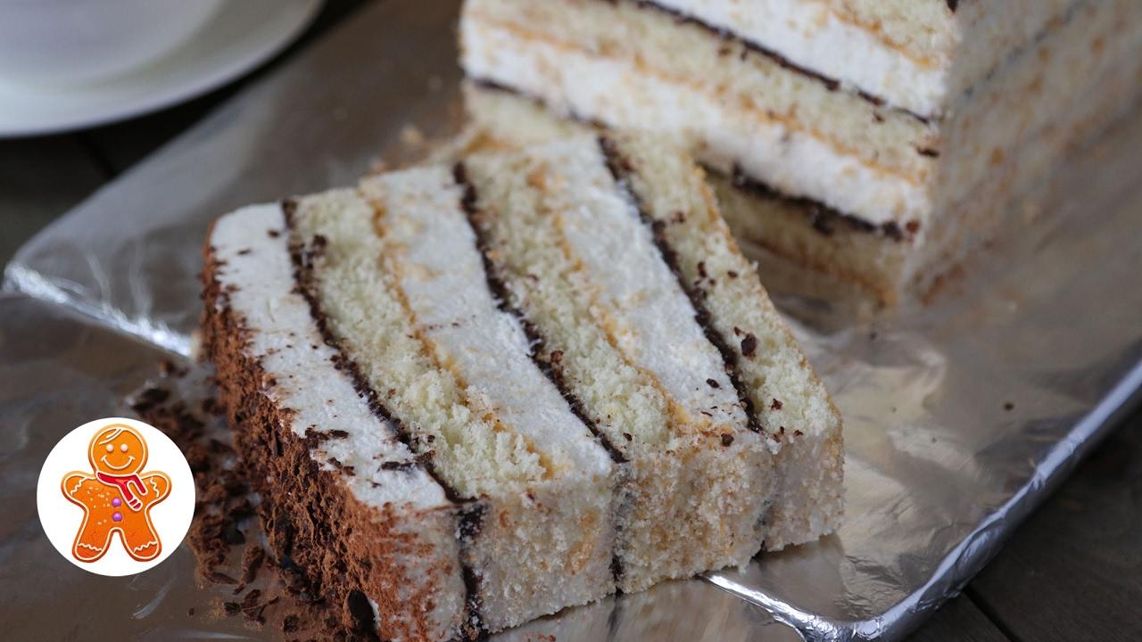 Швейцарский торт ирины хлебниковой