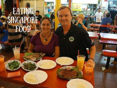 Singapore Food Run - 48 Hours of Eats