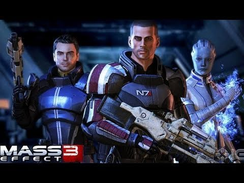 E3 2011: Mass Effect 3 Gameplay Demo