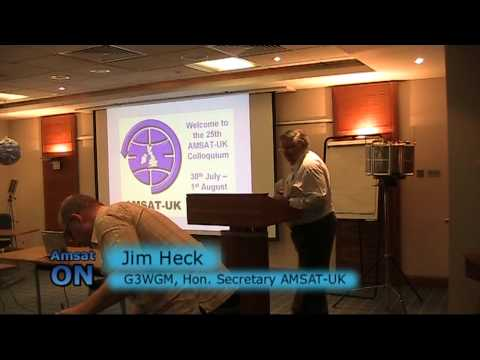 25th AMSAT-UK International Space Colloquium