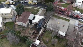 3 car garage fire in Murray