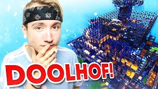 DOOLHOF PARKOUR in FORTNITE CREATIVE!