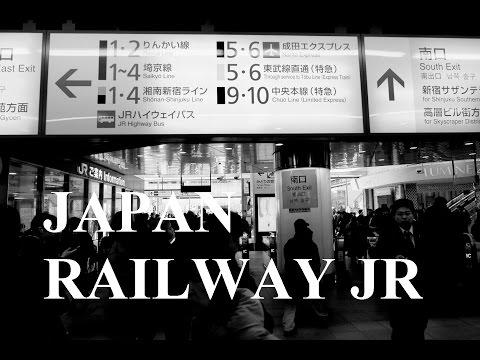Yokohama Japan Travel Guide - First Time On The Japan Railway JR