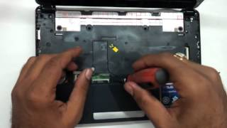 how to replace hdd keyboard of asus 1015cx