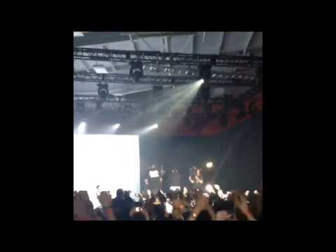 Eminem Says 100 Words in 15 Seconds Rap God LIVE FOOTAGE YouTube Awards