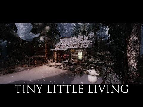 TES V - Skyrim Mods: Tiny Little Living