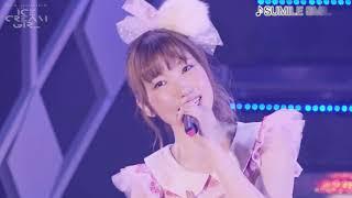 内田彩 「AYA UCHIDA LIVE 2017 ICECREAM GIRL LIVE映像」ダイジェスト映像