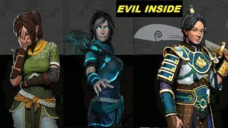 Shadow Fight 3 Chapter 5 Story Before Semi Final Boss ! Evil inside June !