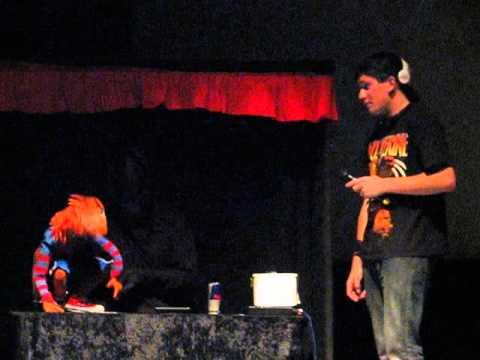 Lagarto Murdock - Presentacion Completa Cine Arte (Vi ña del Mar 2012)