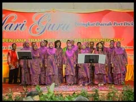 Sambutan Hari Guru Peringkat Daerah Port Dickson 2011 - Part 02.flv