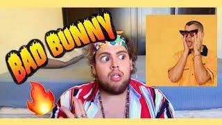 """BAD BUNNY - """"CARO"""" VIDEO REACTION!!!! 🐰🔥"""