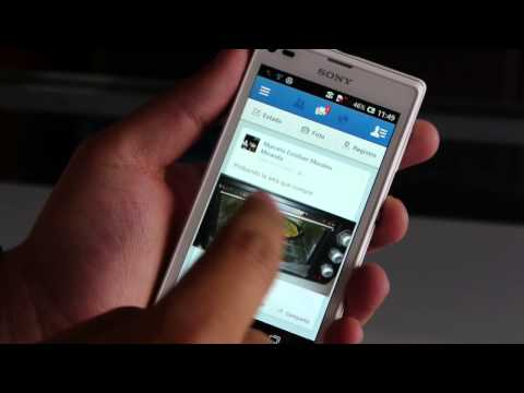 Sony Xperia L, análisis en español