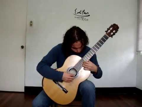 Барриос Мангоре Агустин - Alegro Sinfonico