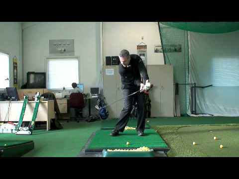 Golf Pro Lesson How to Clear the Hips Drill