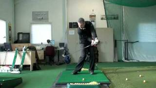 Clear the Hips Drill; TOP TEN Most Popular Golf Teacher on You Tube Shawn Clement