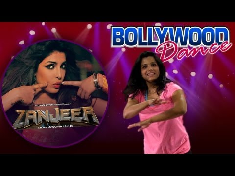 Pinky || Full Song Dance Steps || Zanjeer video
