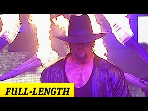 The Undertaker's Wrestlemania Xx Entrance video