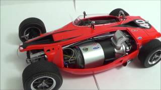 My New Toy Unboxing the Replicarz STP Paxton Indy Turbine Car
