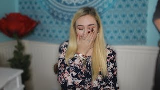 "ANNIE LEBLANC ""YOUR HANDS"" COVER REACTION 