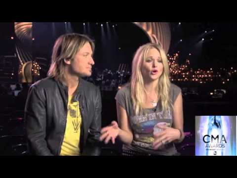 CMA Rehearsals with Carrie Underwood, Taylor Swift  & More