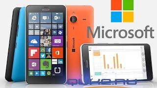 Обзор Microsoft Lumia 640 XL - первый большой смартфон от MS◄ Quke.ru ►